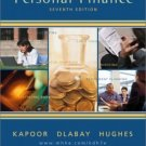Personal Finance 7th by Jack R. Kapoor 0072510781