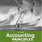 Accounting Principles Working Papers 7th Volume I by Jerry J. Weygandt 0471477265