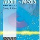 Audio In Media 6th by Stanley R. Alten 0534548040