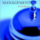 Hotel and Lodging Management: An Introduction by Alan T. T. Stutts 047135483X