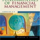 Fundamentals of Financial Management 4th by Eugene F. Brigham 0324258720