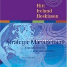 Strategic Management: Competitiveness and Globalization 5th by Michael A. Hitt 0324114796