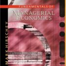 Fundamentals of Managerial Economics 7th by Mark Hirschey 0324183313