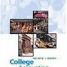 College Accounting 17th Ed. Chapter 1-29 by Heintz 0324063695