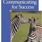 Communicating For Success 3rd by Ann Jordan 0538728663