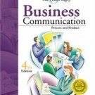 Business Communication: Process and Product 4th by Mary Ellen Guffey 0324114524