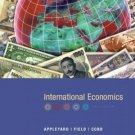 International Economics 5th by Alfred J. Field Jr. 0072877375