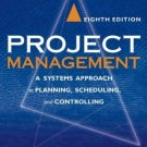 Project Management 8th by Harold Kerzner 0471225770