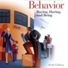 Consumer Behavior: Buying, Having, and Being 6th by Michael R. Solomon 0131404067