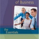 The Future of Business: The Essentials 2nd by Lawrence J. Gitman 0324320280