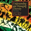 Understanding and Managing Diversity 3rd by Carol Harvey 013144154X