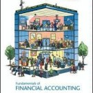 Fundamentals of Financial Accounting by Fred Phillips 0072881372