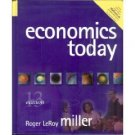 Economics Today 13th by Roger Miller 0321278836