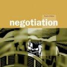 Negotiation 4th by Roy J. Lewicki 0072432551