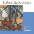 Contemporary Labor Economics 6th by Campbell R. McConnell 007242446X
