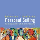 Personal Selling by Alan J. Dubinsky 0618260455