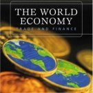 The World Economy: Trade and Finance 6th by Yarbrough 0324183291