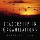 Leadership in Organizations 5th by Gary A. Yukl 0130323128