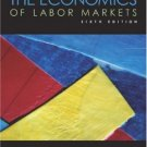 The Economics of Labor Markets 6th by Kaufman 032418333X