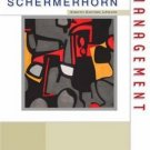 Management by John R. Schermerhorn 0471737518