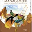 Management: Meeting and Exceeding Customer Expectations 7th by Raymond F. Attner 0324027257