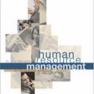 Human Resource Management: An Experiential Approach 3rd by H. John Bernardin 0072432357