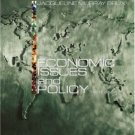 Economic Issuses and Policy with Economic Applications 3rd by Jacqueline Brux 0324269099