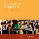 Small Business Management: Entrepreneurship and Beyond 3rd by Timothy S. Hatten 0618507256
