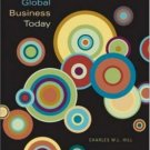 Global Business Today 4th by Charles W. L. Hill 0073191752