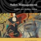 Sales Management 5th by Charles H. Schwepker Jr. 0324191081