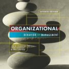 Organizational Behavior and Management 7th by John Ivancevich 0073109630
