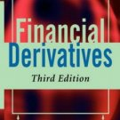 Financial Derivatives 3rd by James A. Overdahl 0471232327