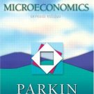Microeconomics 7th by Michael Parkin 0321246047