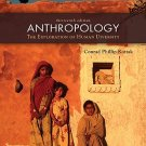 Anthropology The Exploration of Human Diversity 13th Kottak, Conrad Phillip 0073405361