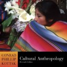 Cultural Anthropology - 11th Edition Kottak, Conrad Phillip 0073138754