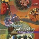 Cultural Anthropology: The Human Challenge / Edition 12 by William A. Haviland 0495095613