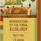 Introduction To Cultural Ecology / Edition 1 by Mark Q. Sutton 0759105316