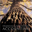 Financial and Managerial Accounting 13th by Jan Williams 0072942827