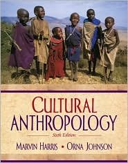 Cultural Anthropology / Edition 6 by Marvin Harris 0205367186