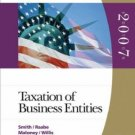 West Federal Taxation 2007 10th Edition by David M. Maloney 0324313950