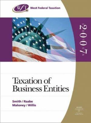 West Federal Taxation 2007 10th Edition by David M. Maloney 0324313950