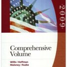 South-Western Federal Taxation Comprehensive 2009 32nd by David M. Maloney 0324660529
