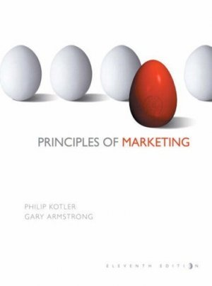 Principles of Marketing 11th by Philip Kotler 0131469185