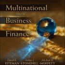 Multinational Business Finance 10th by Eiteman 0201785676