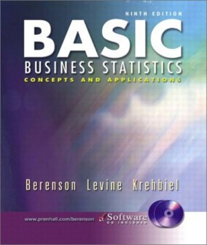 Basic Business Statistics 9th by David M. Levine 0131037919