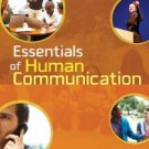 Essentials of Human Communication 6th by Joseph A. DeVito 0205491464