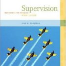 Supervision: Managing for Results 9th by John W. Newstrom 0073545082