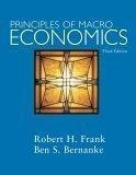 Principles of Macroeconomics 3rd by Robert H. Frank 0073193976