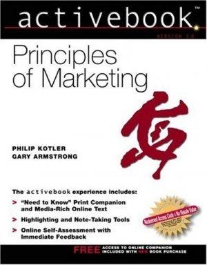 Principles of Marketing, Activebook 2.0 by Philip Kotler 0130418145