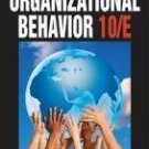 Organizational Behavior 10th by John R. Schermerhorn 0470086963